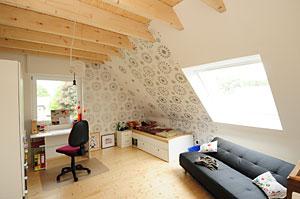 einrichten dachgeschoss furniture adel. Black Bedroom Furniture Sets. Home Design Ideas